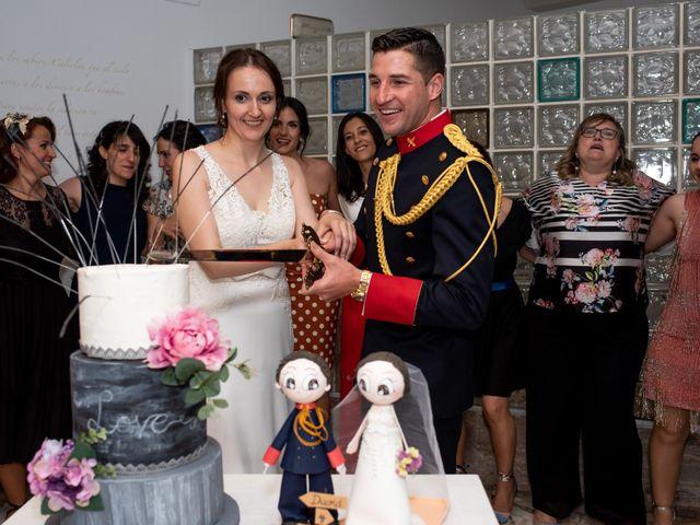 La boda de David y María en Bolaños De Calatrava, Ciudad Real 29