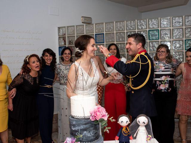 La boda de David y María en Bolaños De Calatrava, Ciudad Real 30