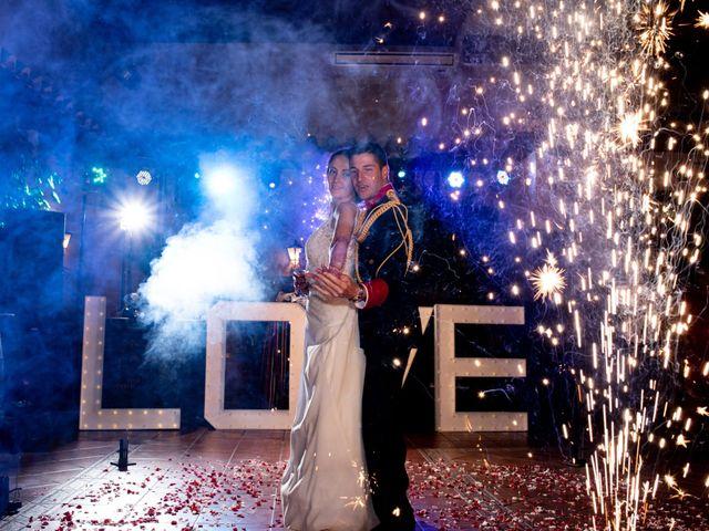 La boda de David y María en Bolaños De Calatrava, Ciudad Real 34