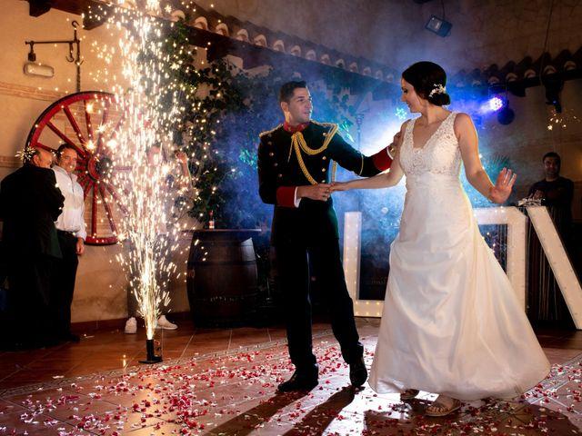 La boda de David y María en Bolaños De Calatrava, Ciudad Real 35