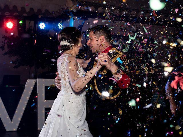 La boda de David y María en Bolaños De Calatrava, Ciudad Real 36