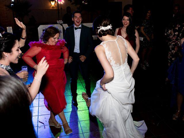 La boda de David y María en Bolaños De Calatrava, Ciudad Real 38
