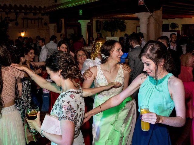 La boda de David y María en Bolaños De Calatrava, Ciudad Real 39