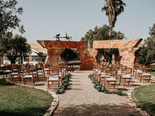 La boda de Lluís y Elena en Campos, Islas Baleares 10