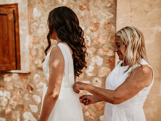 La boda de Lluís y Elena en Campos, Islas Baleares 15