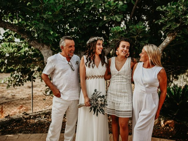 La boda de Lluís y Elena en Campos, Islas Baleares 18