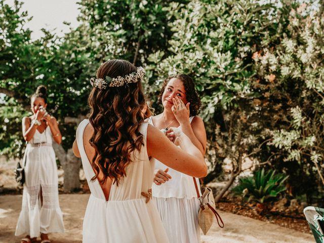 La boda de Lluís y Elena en Campos, Islas Baleares 23