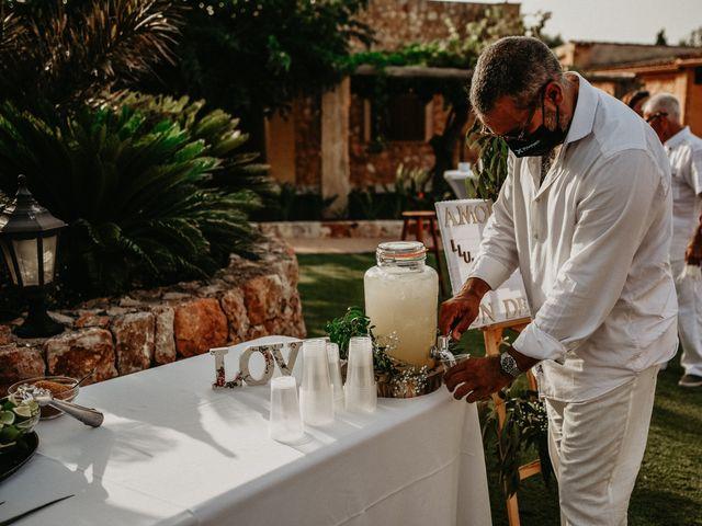 La boda de Lluís y Elena en Campos, Islas Baleares 26