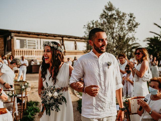 La boda de Lluís y Elena en Campos, Islas Baleares 29
