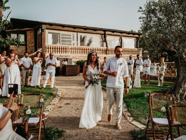 La boda de Lluís y Elena en Campos, Islas Baleares 30
