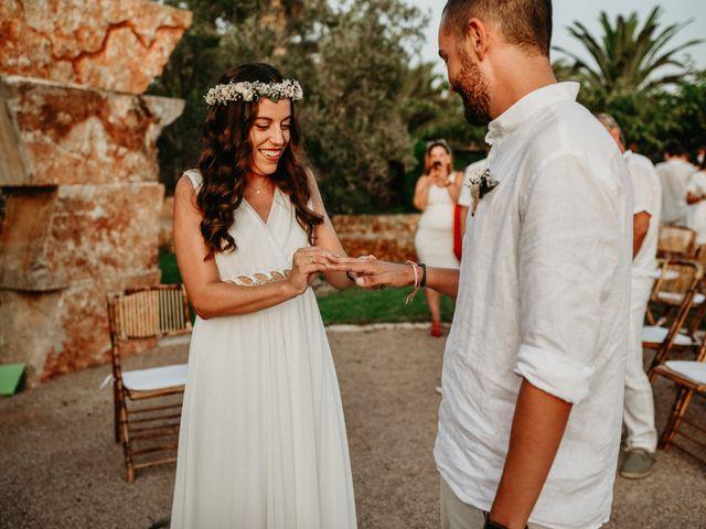 La boda de Lluís y Elena en Campos, Islas Baleares 32