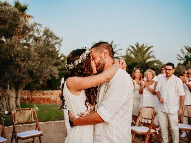 La boda de Lluís y Elena en Campos, Islas Baleares 33