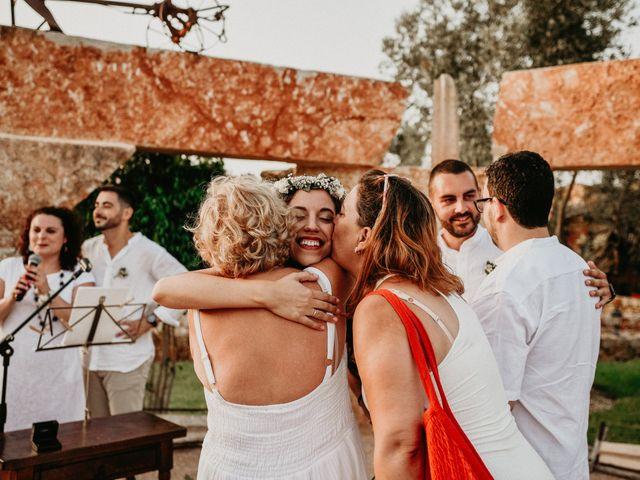 La boda de Lluís y Elena en Campos, Islas Baleares 34