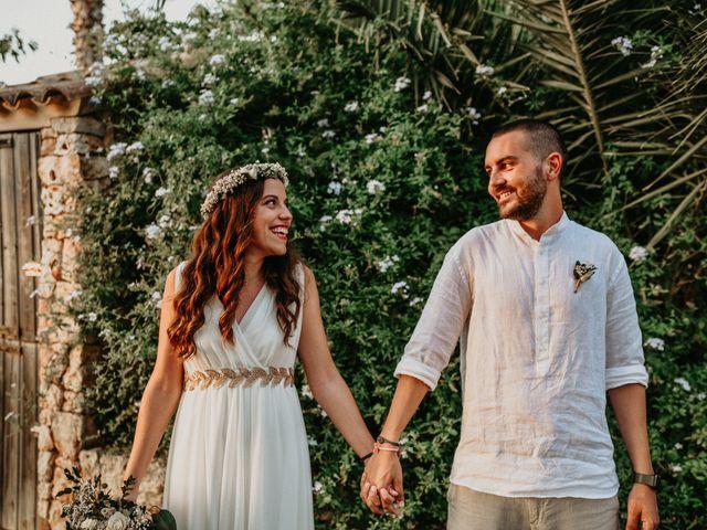La boda de Lluís y Elena en Campos, Islas Baleares 38