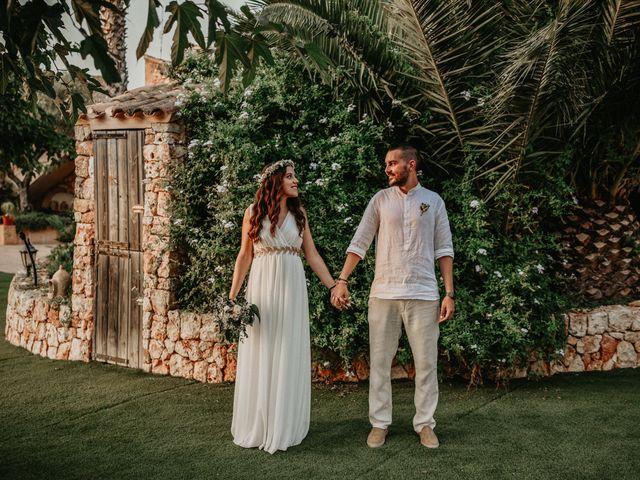 La boda de Lluís y Elena en Campos, Islas Baleares 39