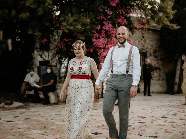 La boda de Jone y Selu en Catral, Alicante 22