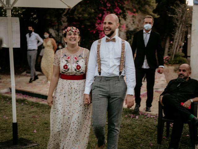 La boda de Jone y Selu en Catral, Alicante 23