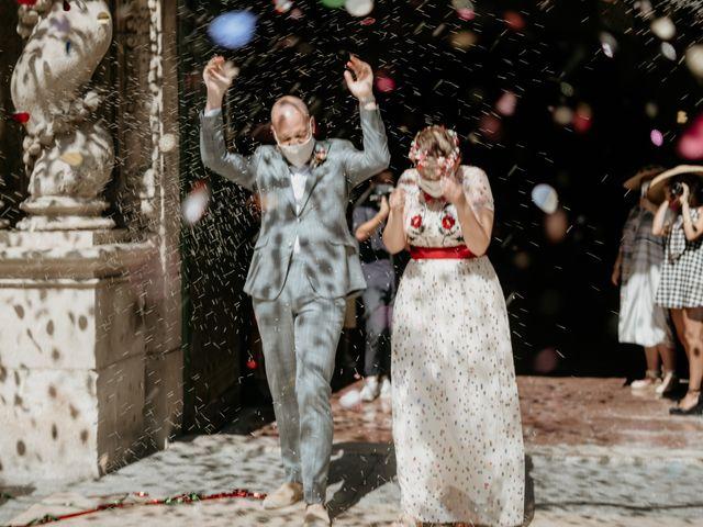 La boda de Jone y Selu en Catral, Alicante 27