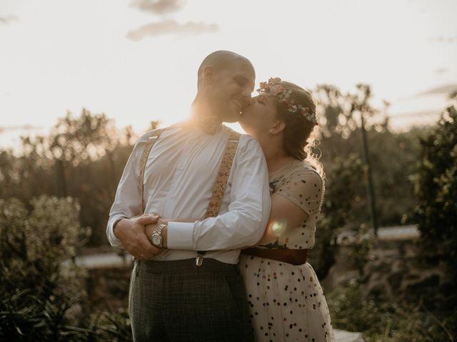 La boda de Jone y Selu en Catral, Alicante 2