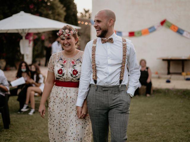 La boda de Jone y Selu en Catral, Alicante 29