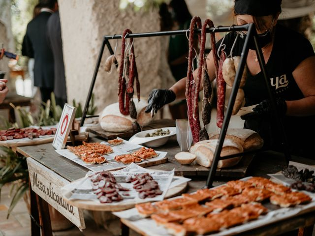 La boda de Jone y Selu en Catral, Alicante 31