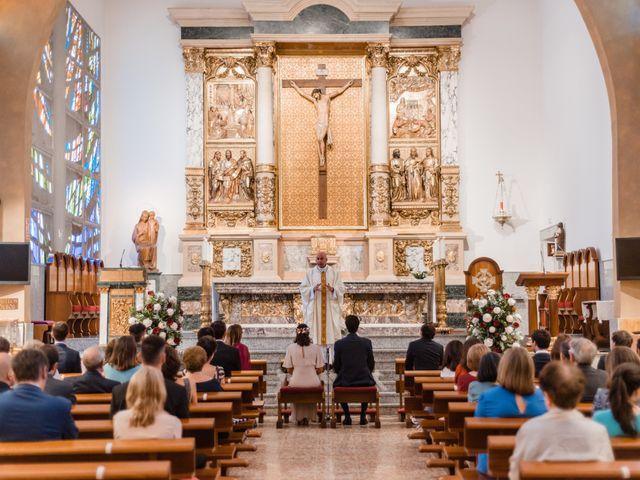 La boda de Alberto y Cecilia en Majadahonda, Madrid 3