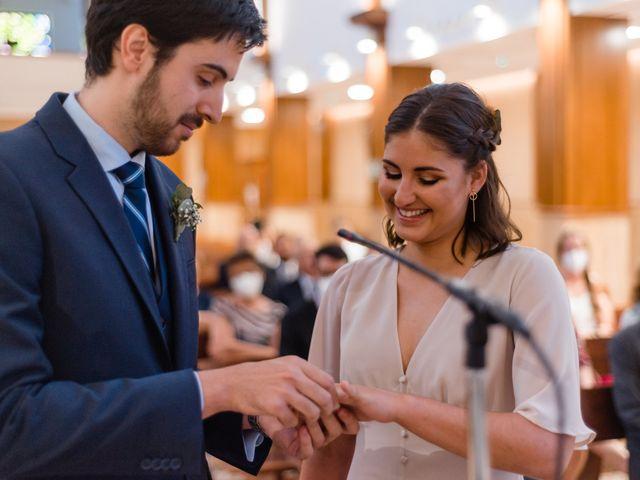 La boda de Alberto y Cecilia en Majadahonda, Madrid 4