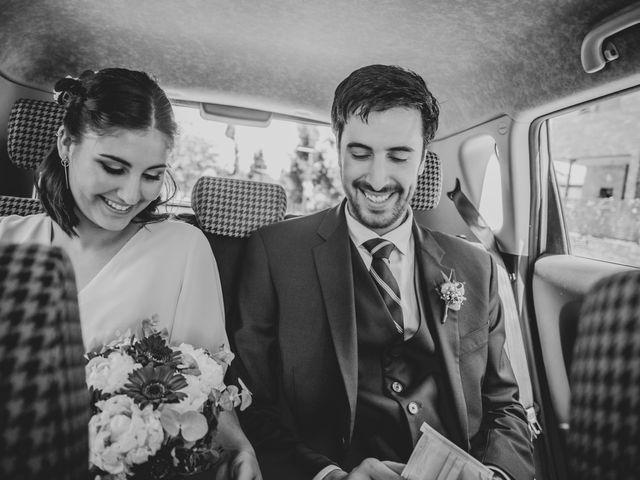 La boda de Alberto y Cecilia en Majadahonda, Madrid 9