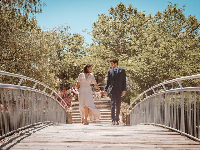 La boda de Alberto y Cecilia en Majadahonda, Madrid 18
