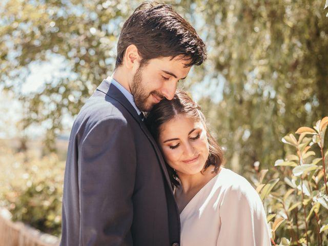 La boda de Alberto y Cecilia en Majadahonda, Madrid 17
