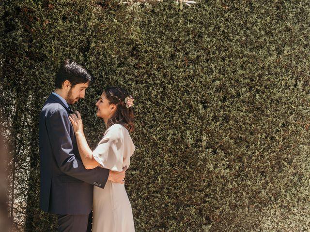La boda de Alberto y Cecilia en Majadahonda, Madrid 11
