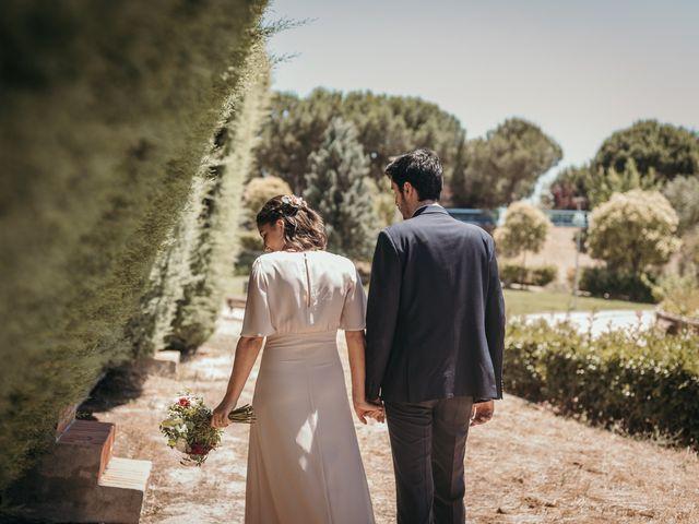 La boda de Alberto y Cecilia en Majadahonda, Madrid 13