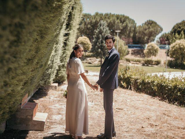 La boda de Alberto y Cecilia en Majadahonda, Madrid 14