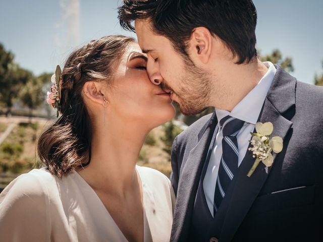 La boda de Cecilia y Alberto