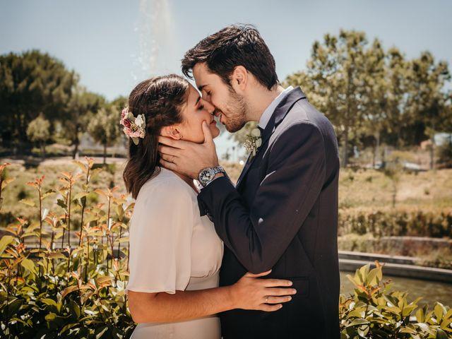 La boda de Alberto y Cecilia en Majadahonda, Madrid 12