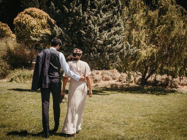 La boda de Alberto y Cecilia en Majadahonda, Madrid 1