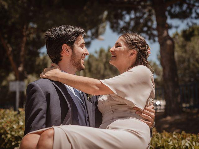 La boda de Alberto y Cecilia en Majadahonda, Madrid 19