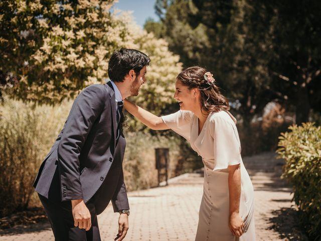 La boda de Alberto y Cecilia en Majadahonda, Madrid 20