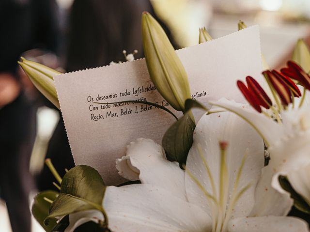 La boda de Alberto y Cecilia en Majadahonda, Madrid 27
