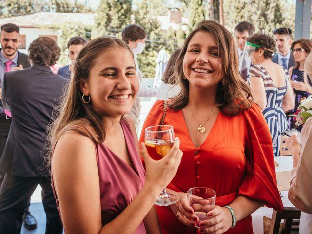 La boda de Alberto y Cecilia en Majadahonda, Madrid 33