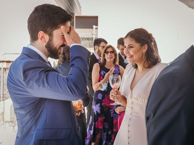 La boda de Alberto y Cecilia en Majadahonda, Madrid 35