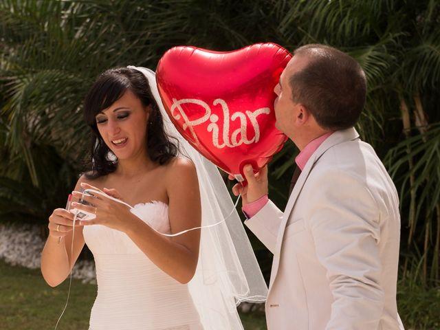 La boda de Pepe y Pilar en Guardamar Del Segura, Alicante 93