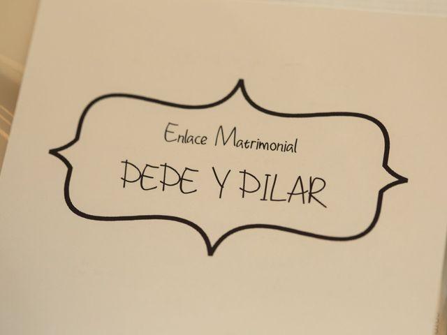La boda de Pepe y Pilar en Guardamar Del Segura, Alicante 104