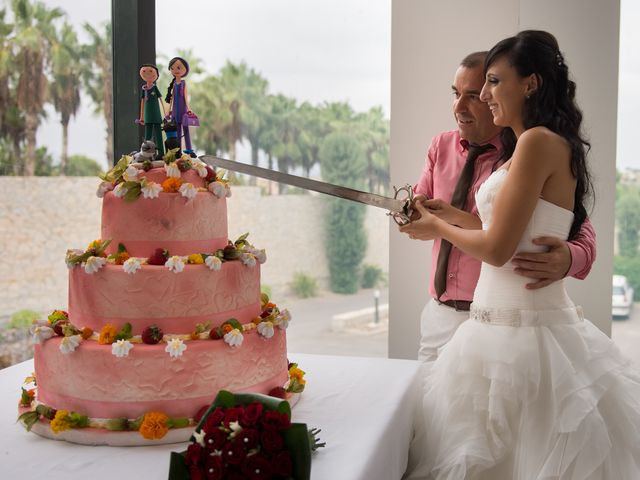 La boda de Pepe y Pilar en Guardamar Del Segura, Alicante 113