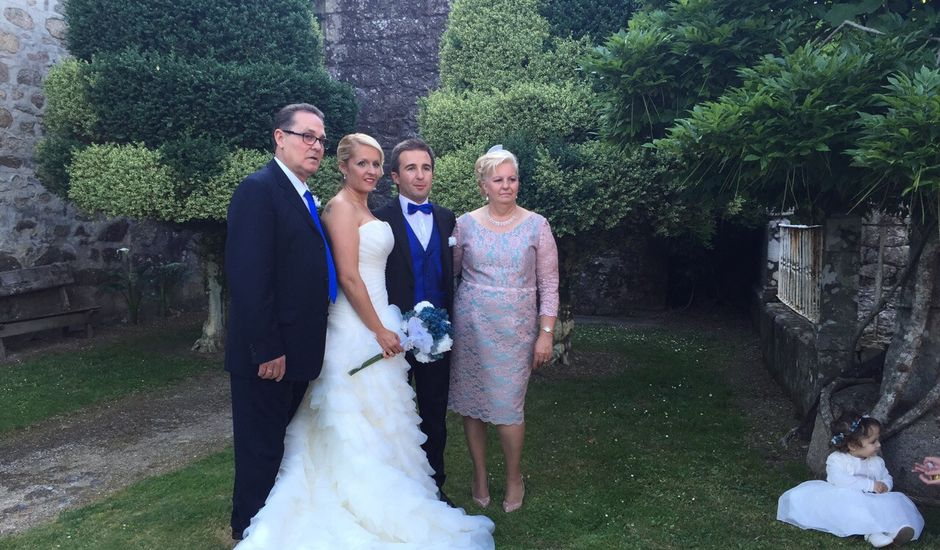 La boda de Serxio y Verónica en A Coruña, A Coruña