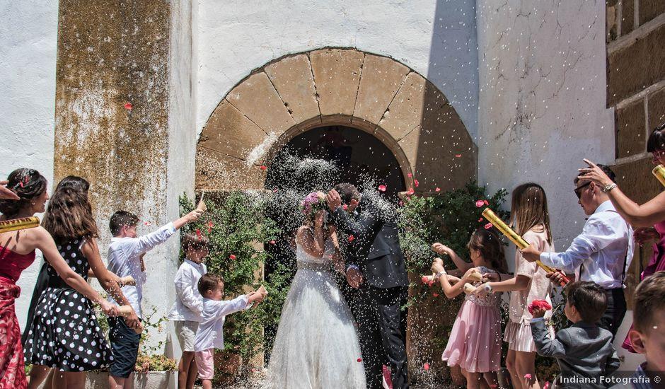 La boda de Sergio y Leticia en Plasencia Del Monte, Huesca