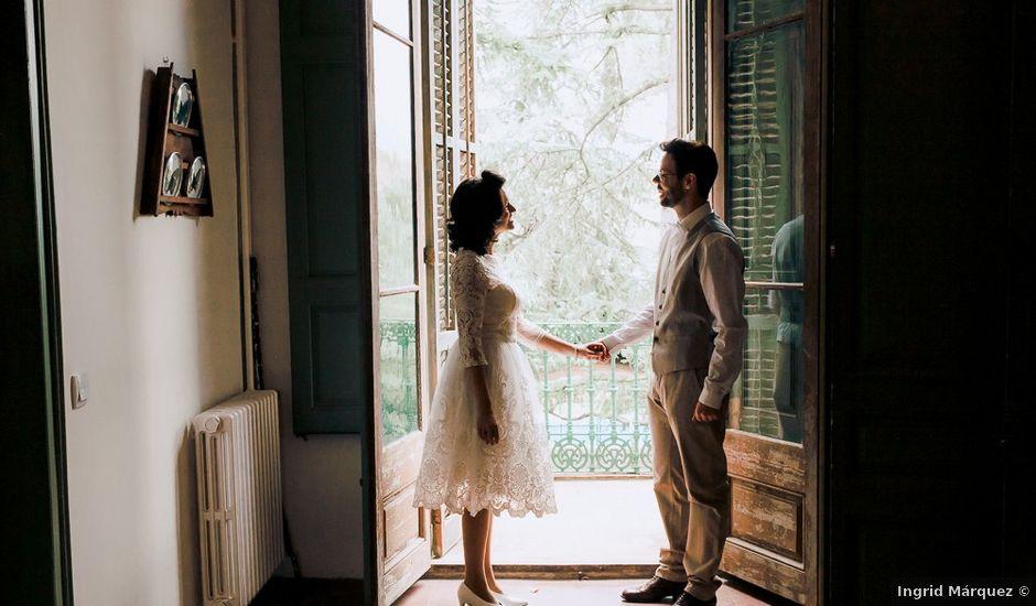 La boda de Roger y Lisa en Santa Maria De Palautordera, Barcelona