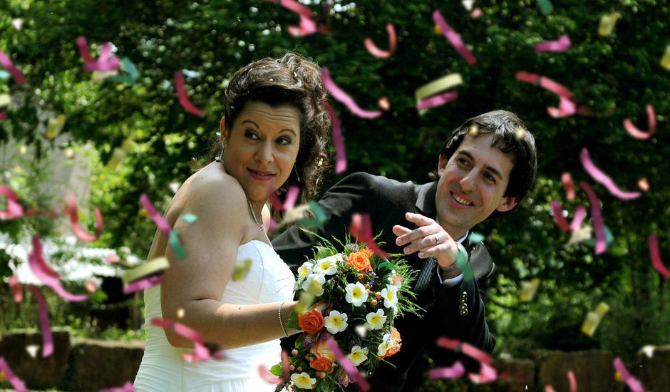 La boda de Agus y Laura en Villabona, Guipúzcoa