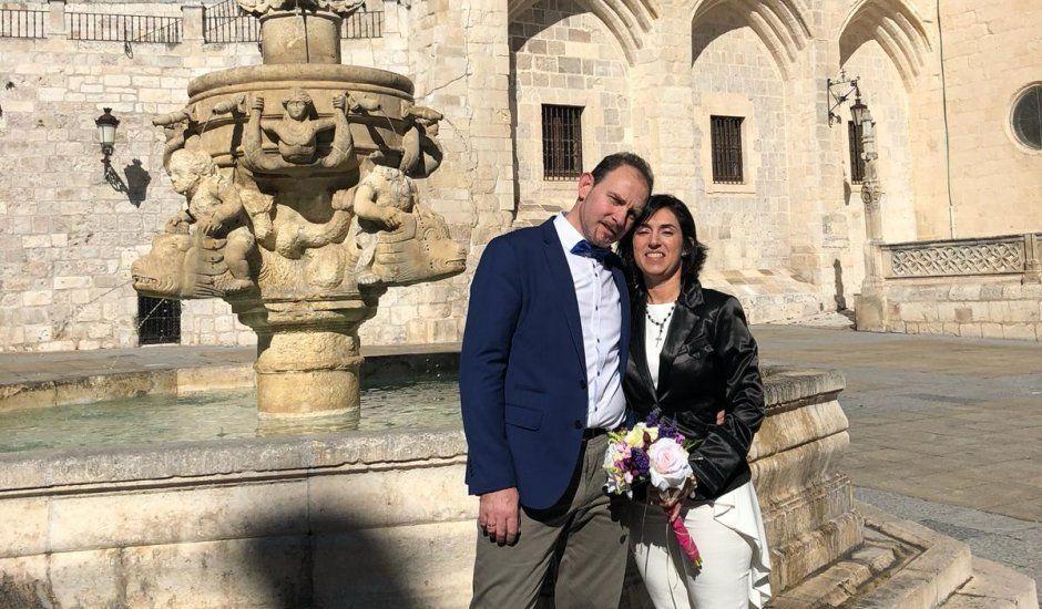 La boda de Jose y Vanesa en Burgos, Burgos