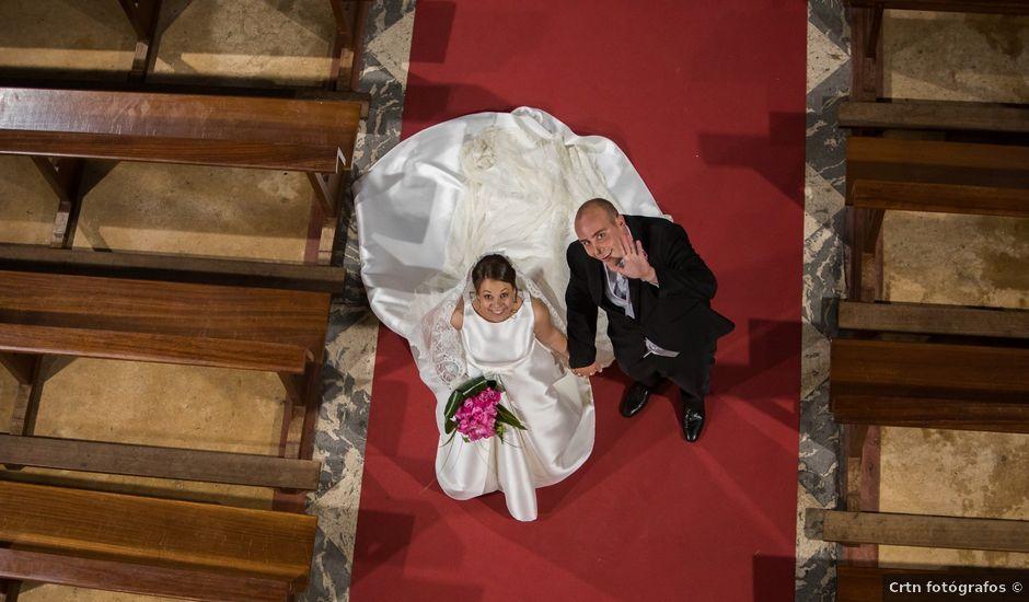 La boda de Alberto y Noelia en Ávila, Ávila